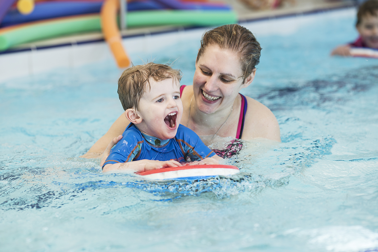 Baby Swimming Lessons | Parenting
